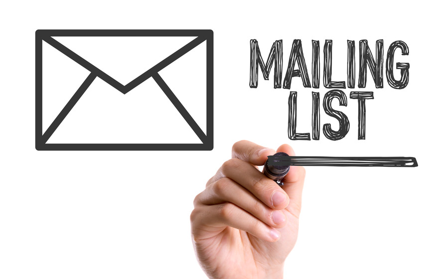 5 Ways to Grow Your Email List Really Fast